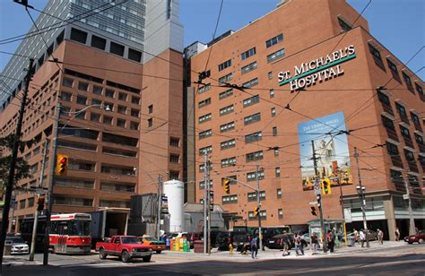 St Mikes Detox Toronto by St Michael S Hospital Patient Care Tower Emergency