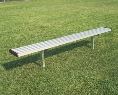 bench feet fixed 15 feet player bench with o back bnf1501a