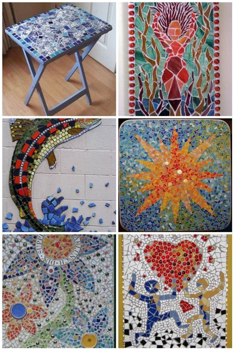 easy mosaic pattern ideas 21 best mosaic art images on pinterest