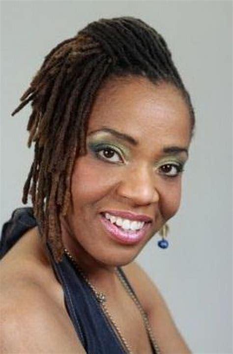 coiffure afro locks