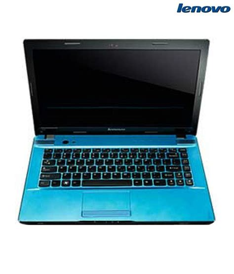 Laptop Lenovo Z Series lenovo ideapad z series z570 59 304497 coral blue buy