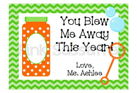you me away etsy you blew me away this year gift tags
