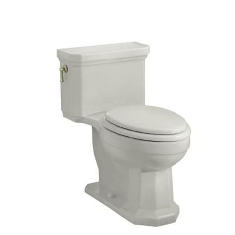 Comfort Toilets Home Depot by Kohler Kathryn Comfort Height 1 1 6 Gpf Elongated