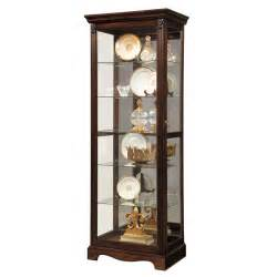 Ashley Furniture Store Curio Cabinet Classic Style Curio China Cabinets And Curios Dining