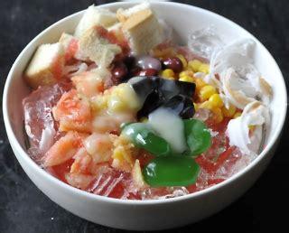 Cara Membuat Es Buah Terenak | 7 menu dessert shaved ice terenak di berbagai negara asia