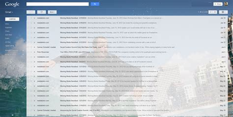 themes for gmail background gmail adds custom themes background images pcworld