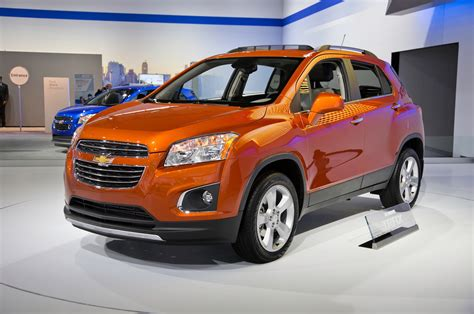 2015 chevrolet trax 2015 chevrolet trax first look