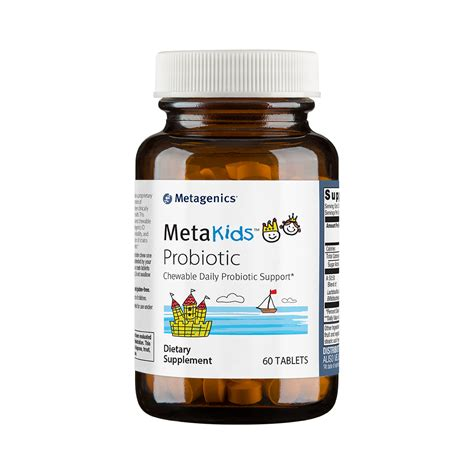 Metagenics Specialised Gut Detox by Metagenics Metakids Probiotic Centrespring Md