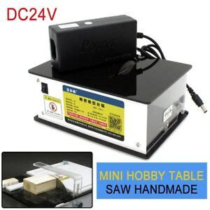 mini precision table  blade woodworking bench cutter