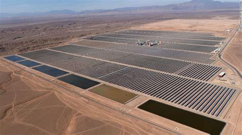solar power plant for home use the world s largest concentrated solar plant