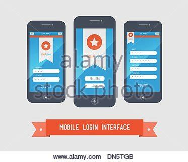 mobile login on computer login box username and password in browser on