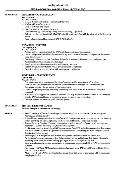 sap scm resume format mdm data analyst description resume template best