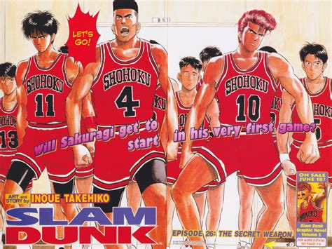 Yasuharu Yasuda Slam Dunk slam dunk slam dunk minitokyo
