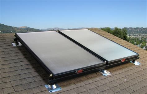 solar hot water solar water heating solar thermal heat solarcraft