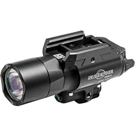 surefire x400 a gn ultra led weaponlight with green x400u a gn