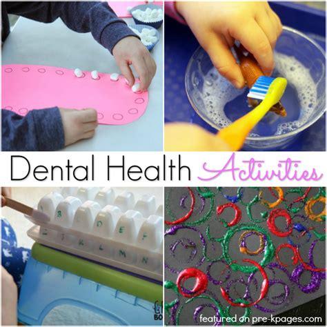 kindergarten activities dental health 20 activities for a dental health theme pre k pages