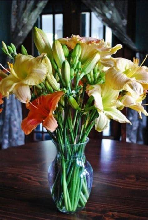 garden arrangements daylily floral arrangements garden org