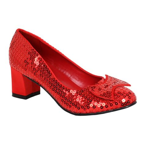 dorothy shoes judy dorothy s ruby slippers costume shoes