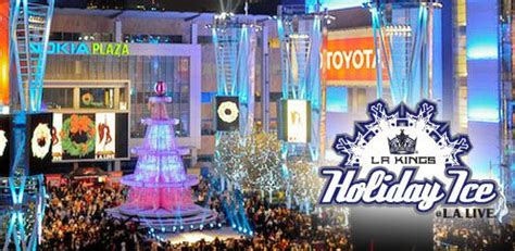 l.a. live entertainment complex in downtown la