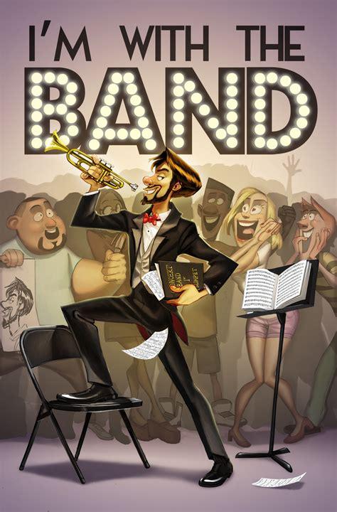 libro im with the band najja porter