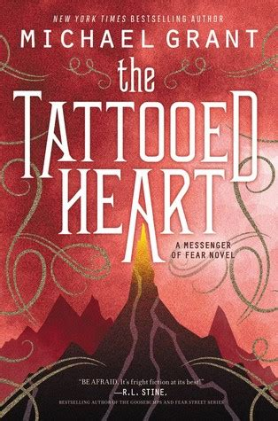 the tattooed heart novel the tattooed heart messenger of fear 2 by michael