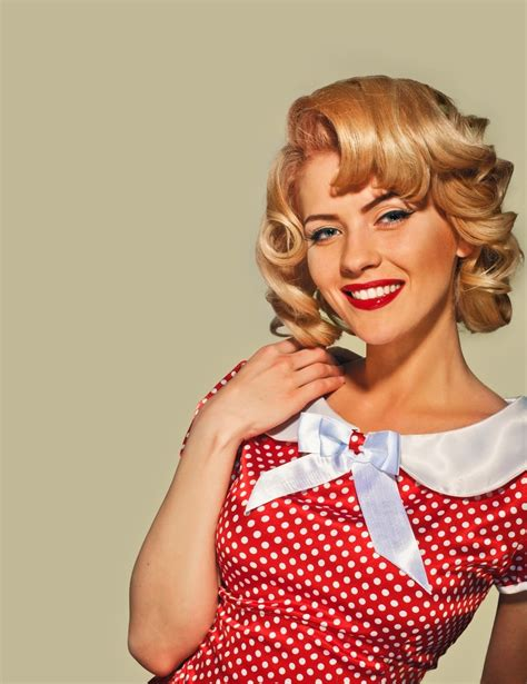 How To Do 50s Hairstyles by 50s Hairstyles For Hair 6 Looks That Won T Go