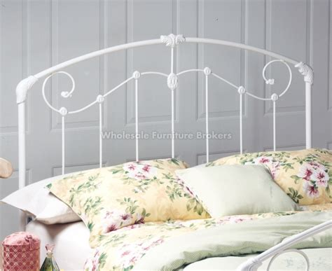 Metal White Headboard Metal Headboard Image For Headboard Wood Cool White Metal Headboard On