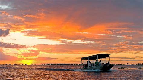 boat cruise zambezi river zambezi river cruise travel republic africa