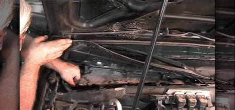 how to change the cabin air filter on ford escape mercury
