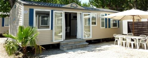 Location mobil home sud France, Camping St Tropez Port Grimaud