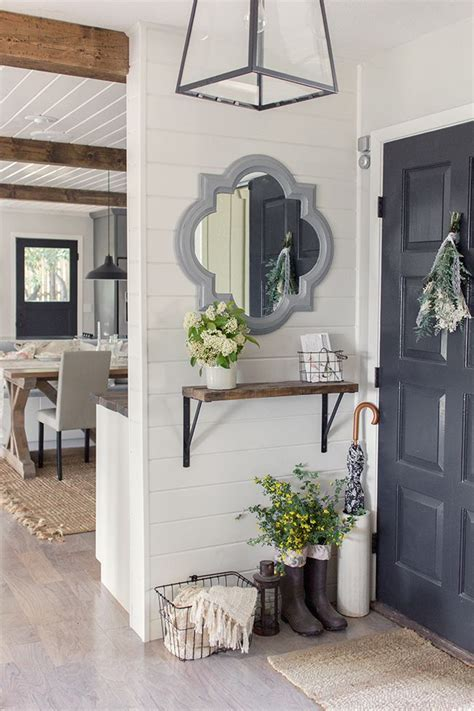 House Entryway Ideas 17 Best Ideas About Foyer Decorating On Foyer