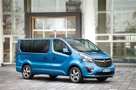 2015 Opel Vivaro Irmscher Tourer Pack Launched Autoevolution
