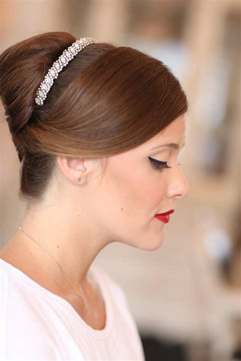 Wedding Hair Like Hepburn by How To Do Hair Like Hepburn In Quot Breakfast At