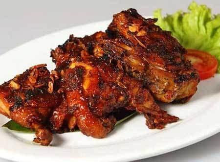 resep ayam bakar kecap pedas gurih aneka resep masakan
