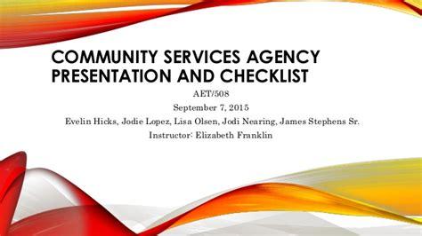 Community Service Powerpoint Presentation Community Service Powerpoint Template