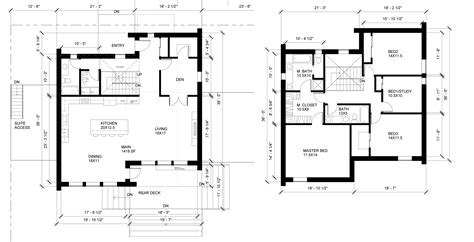 wall homes floor plans sandrin leung architecture 187 modern passive house design