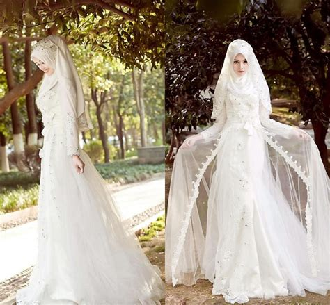 Wedding Muslim by New Muslim Bridals Dresses With For Weddings 2016