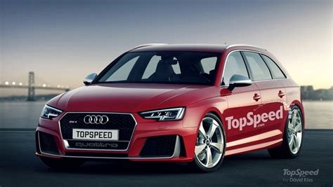 audi rs4 speed 2017 audi rs4 avant car review top speed