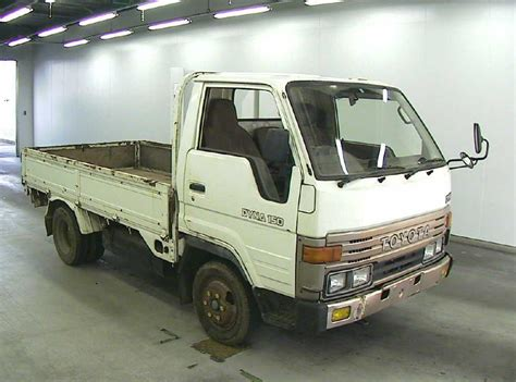 toyota truck diesel toyota dyna truck diesel mt truck 1988 used for sale