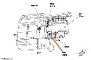 ford e250 blower motor resistor location ford e 250 blower motor resistor location 04 ford free engine image for user manual
