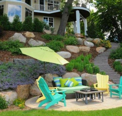 maison sur terrain en pente 410 am 233 nagement jardin en pente id 233 es pour vous faciliter la