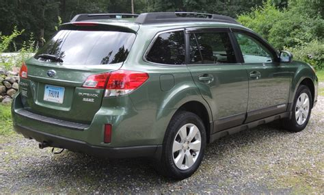 2011 Subaru Outback Specs by 2011 Subaru Outback Pictures Cargurus