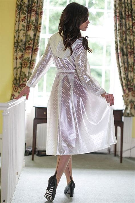 sissy plastic raincoat 22828 best things to wear images on pinterest