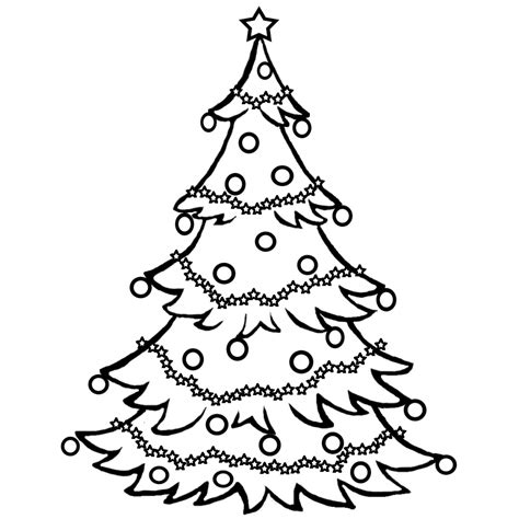 line drawing christmas clip art simple line drawings for