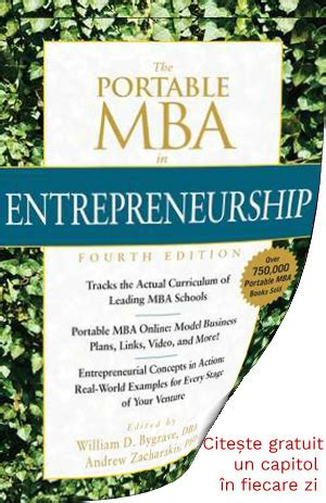 Mba In Entrepreneurship In Usa by Books Express Citește Află Mai Mult
