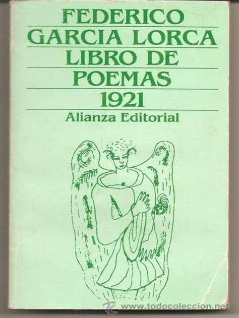 libro de poemas 1921 1503048209 lista poemas de federico garc 237 a lorca