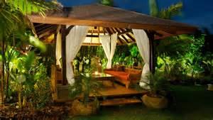 Galerry tropical gazebo design