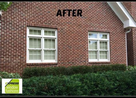Garage Window Coverings by Newstyle Shutters In Garage