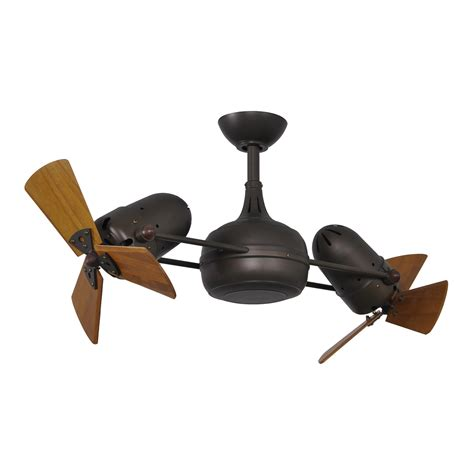 dual outdoor ceiling fans lighting and ceiling fans
