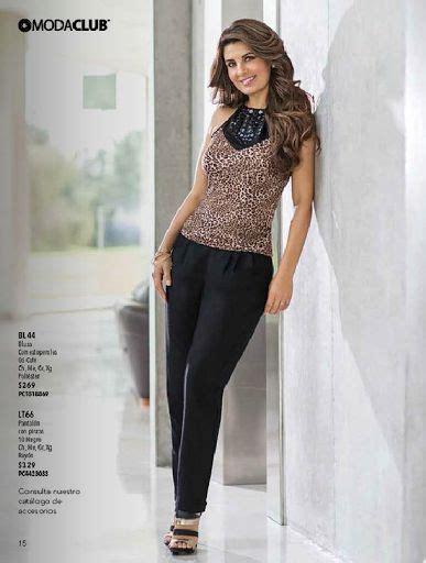 mayrin villanueva culote en jeans catalogo de ropa de moda primavera verano 2014 modaclub